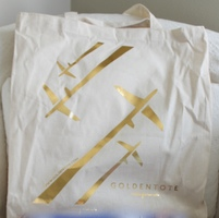 Golden Tote August bag