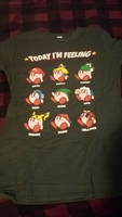 "Kirby ""Today I'm Feeling"" Shirt"