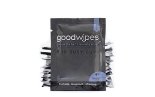 Good wipes deodorizing body wipe for the busy guy