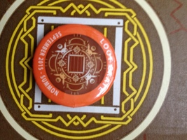 Loot Crate September Summon Pin/Button