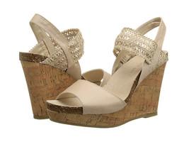Madden Girl Feliciti Platform Sandal - Natural