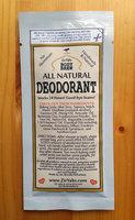 Zir Yabs Body Brew 24 Hour All Natural Deoderant