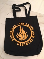 Whoviandrea Divergent-inspired tote bag