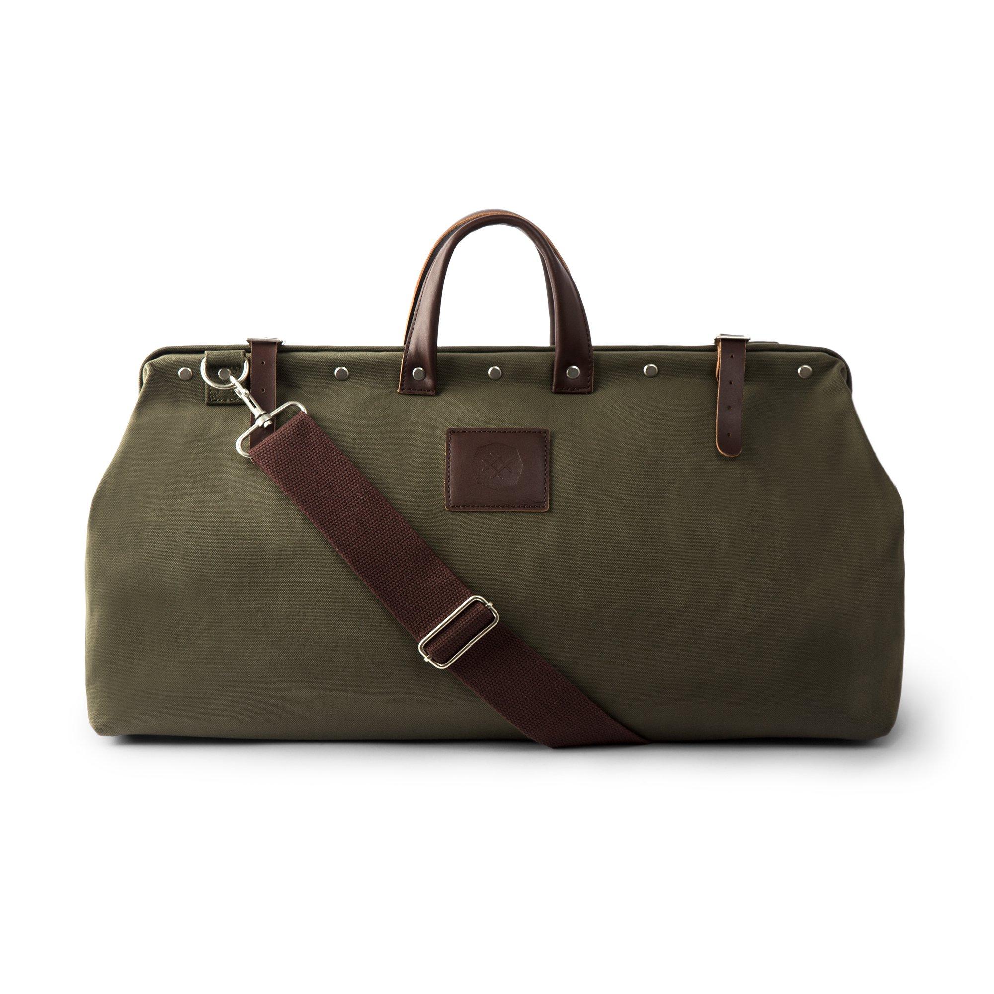 Weekender Bag in Olive