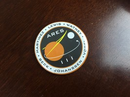 ARES 3 Mission Button