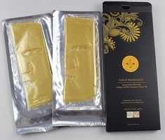 Gold Radiance Luxury Facial Mask (2pk)