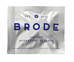 Brode Hydration Vitamin (2 vitamin pack)