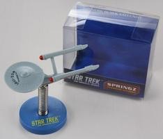 Star Trek Springz USS Enterprise Dashboard Accessory--Nerd Block Exclusive!