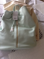 Downtown Deux Lux backpack in mint