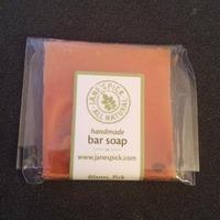Jane's Pick All Natural Handmade Bar Soap