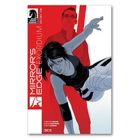 Comic Block Mirror's Edge Exordium Comic Book