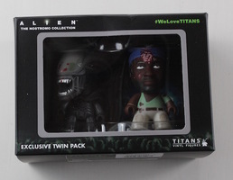 Exclusive Aliens Titan 2 Pack Figures