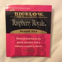 BIGELOW TEA ~ RASPBERRY ROYALE