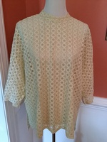 Ivory Top size Large