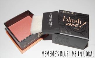 MeMeMe Blush Me!