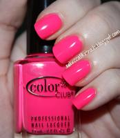 Color Club Poptastic