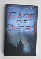 Cage of Deceit: Reign of Secrets, Book One by Jennifer Anne Davis