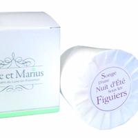 Rose et Marius Fig Scented Mini Candle