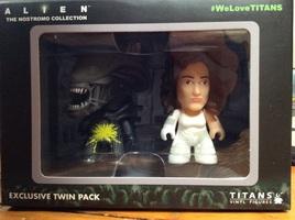 Titans Vinyl: Alien Nostromo Collection Twin Pack
