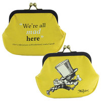 Alice in Wonderland Coin Purse