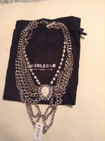 Bauble bar statement necklace