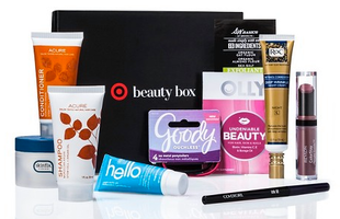 Target Beauty Box October