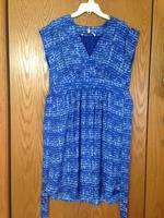 Collective Concepts Blue Dress