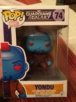 Yondu vinyl bobble head