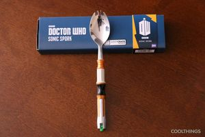 Doctor Who Sonic Spork