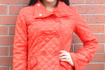 Burnt Orange Coat
