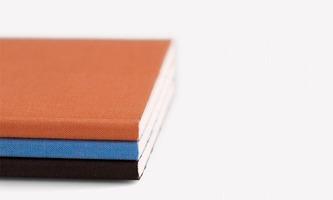 Maharam Blue Notebook