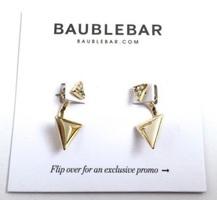 BaubleBar Ear Jackets