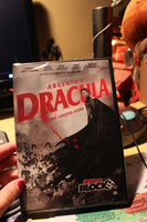 Argento's Dracula, The Legend Rises DVD