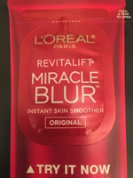Revitalift Miracle Blur Instant Skin Smoother Sample