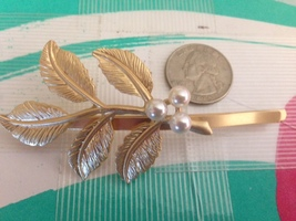 Q Box Gold Hairpin - Large