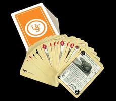 UST Ultimate Survival Tips Playing Cards