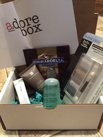 Adore Box Entire October Box