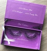 Lina Lashes Luxury Mink Eyelashes