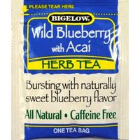 Bigelow Wild Blueberry with Acai Herb Tea