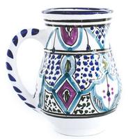 Le Souk Ceramique Large Mug, Malika Design