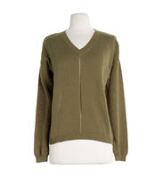 House of Harlow 1960 sweater, size L, purchased with Fashion Project gift card from FFF