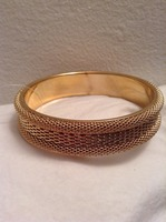 R.J. Graziano Mesh Bangle