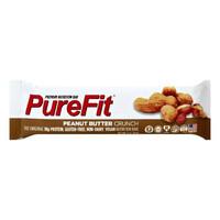PUREFIT PEANUT BUTTER CRUNCH NUTRITION BAR, 2 OZ