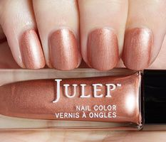Rashida (It girl) Rosy Copper matte nail polish