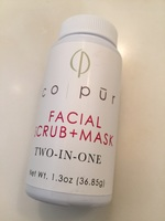 Co Pur Facial Scrub + Mask Two-In-One