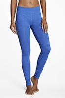 Salar Legging - Cobalt/Inkwell Stripe