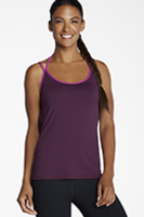 Miri Tank - Dark Plum/Mulberry
