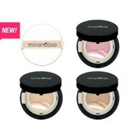 Mirenesse sampler 10 Collagen Cushion Compact Airbrush Liquid Powder