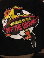 """Hoverboards """"Off the Ground"""" Tshirt"""