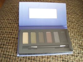Profusion Cosmetics Smoky Eyeshadow Palette